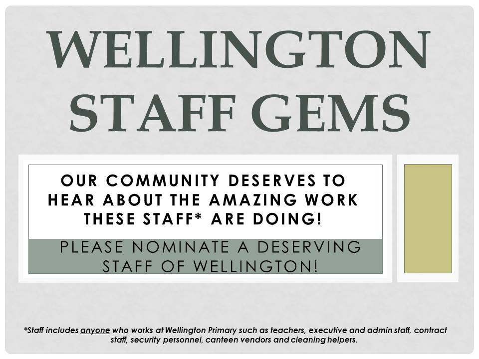 Wellington Staff Gems
